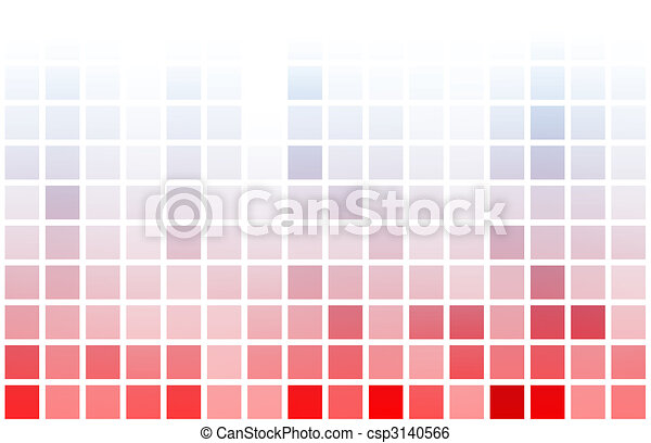 Video Game Pixel Gaming Abstract Background - csp3140566