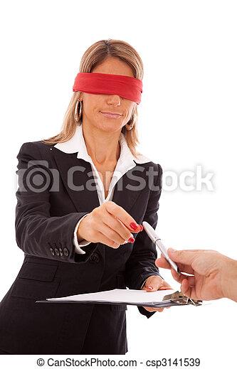 Blind signature - csp3141539