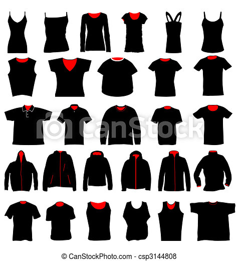 Shirt Vector Template Shirt Templates Many Shirts