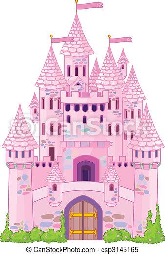 Magic Castle - csp3145165