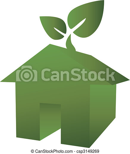 eco green house - csp3149269