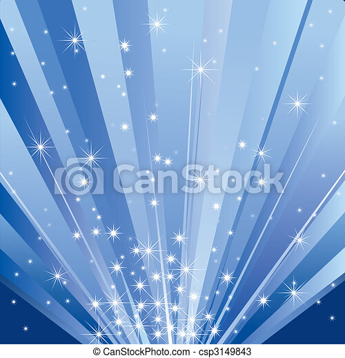 Magic Light (vector) - csp3149843