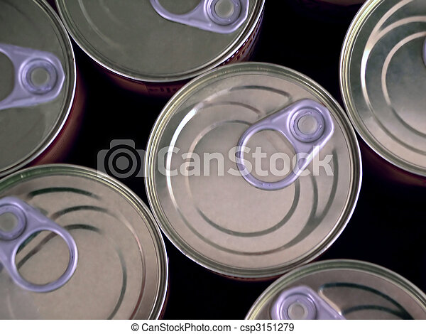 Canned Food - csp3151279