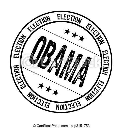 presidential election - csp3151753