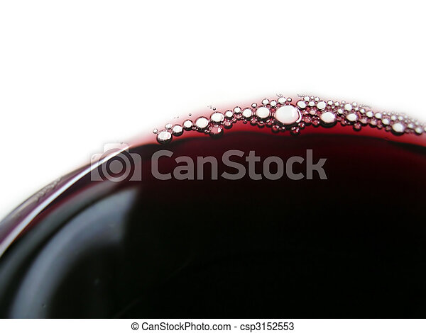 Wine Bubbles - csp3152553