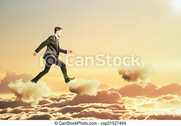 fofuchas | Andar nas nuvens