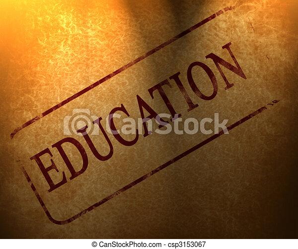 education - csp3153067