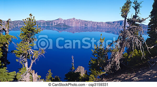 Crater Lake - csp3159331