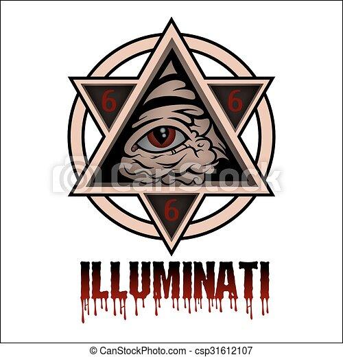 Illuminati - csp31612107