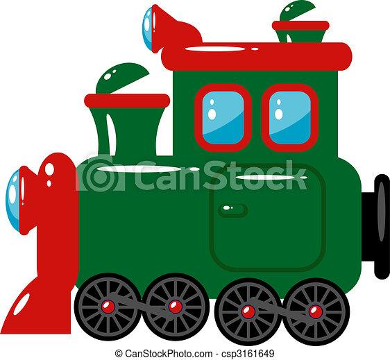 Locomotive - csp3161649