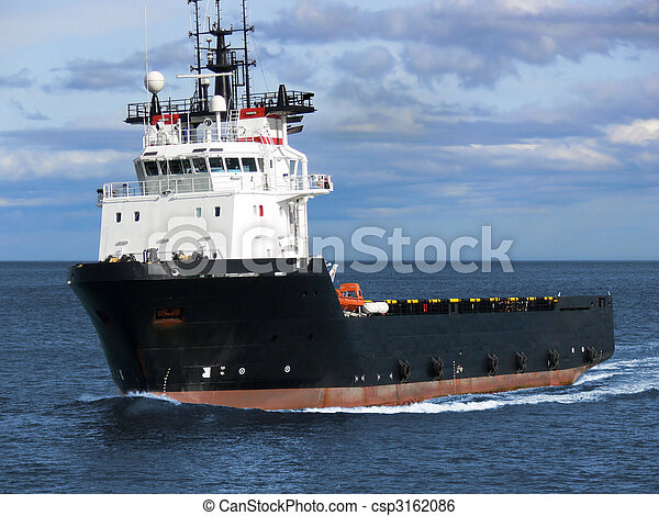 Supply Vessel A1 - csp3162086