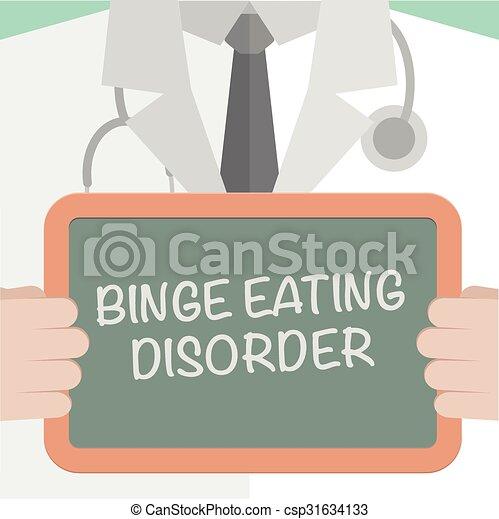 Medical Clip Art Eating Disorder