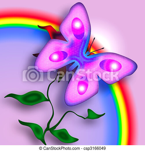 Pink Joy - csp3166049
