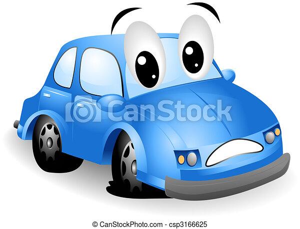 Flat Tire - csp3166625