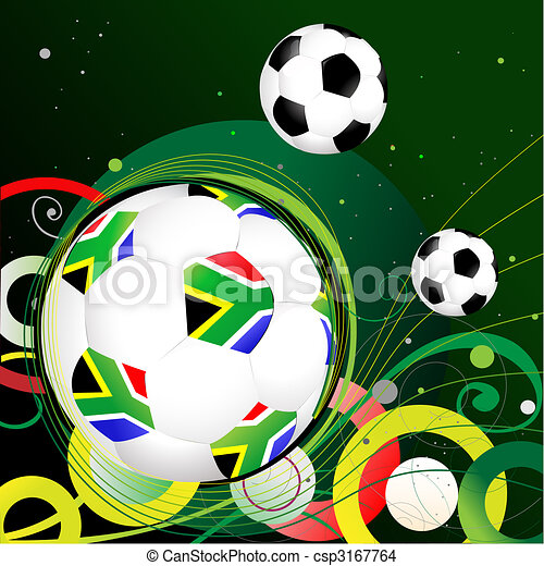2010 World Cup South Africa - csp3167764