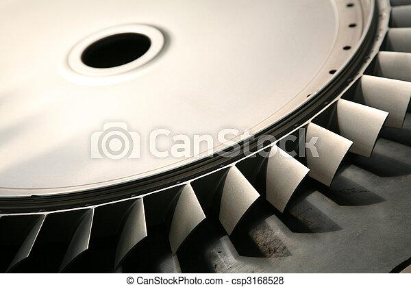 turbine blades - csp3168528