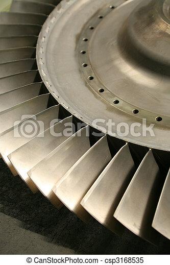 turbine blades - csp3168535