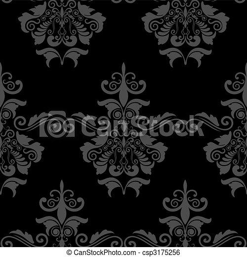 decorative wallpaper background - csp3175256
