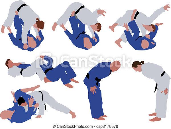 Judo - csp3178578