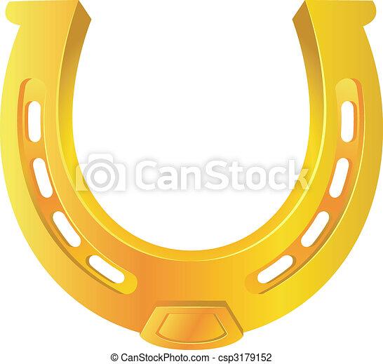 Golden Horseshoe - csp3179152