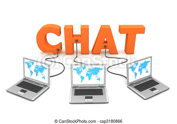 Multiple Wired to Chat - csp3180866