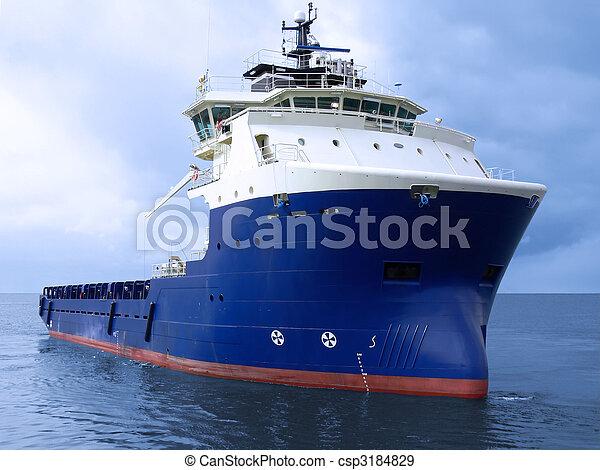 Supply Vessel B1 - csp3184829
