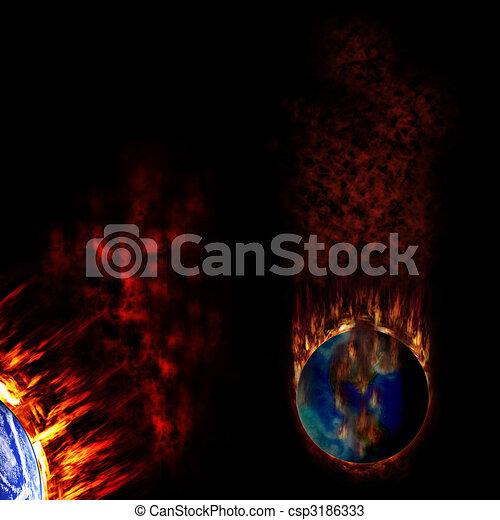 Apocalypse Earth - csp3186333