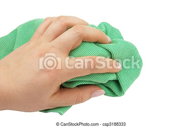 how to clean microfiber cloth by hand
