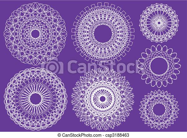 abstract circles - csp3188463
