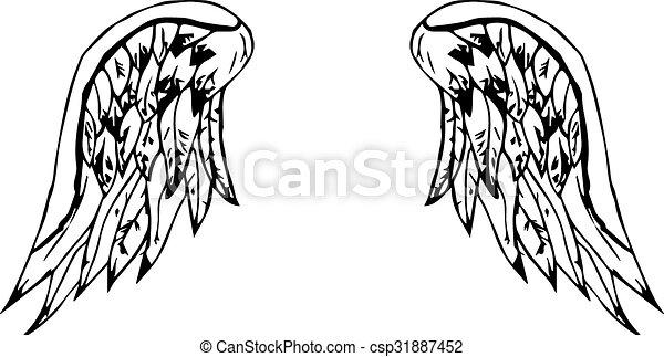 wings - csp31887452