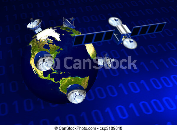 Satellite Communication - csp3189848