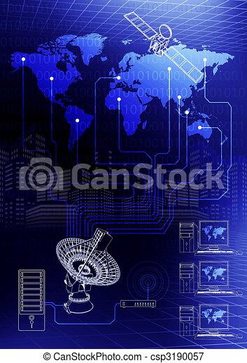 Global Communication - csp3190057
