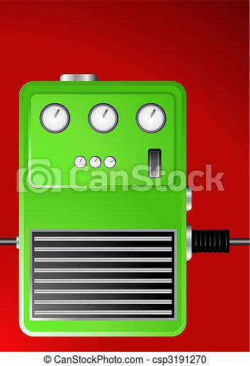 Guitar pedal - csp3191270