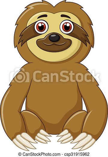 Sloth Clipart and Stock Illustrations. 648 Sloth vector EPS ...