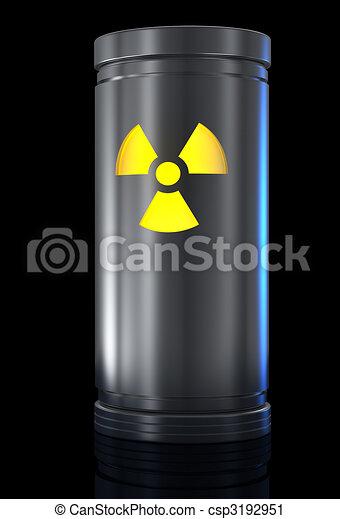 Radioactive material - csp3192951
