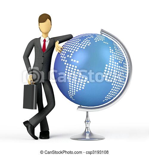 World-class Business - csp3193108