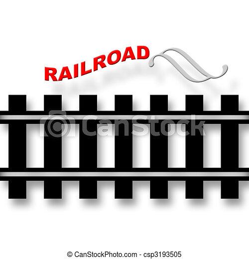 Railroad - csp3193505