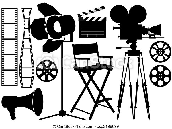 Film Industry - csp3199099