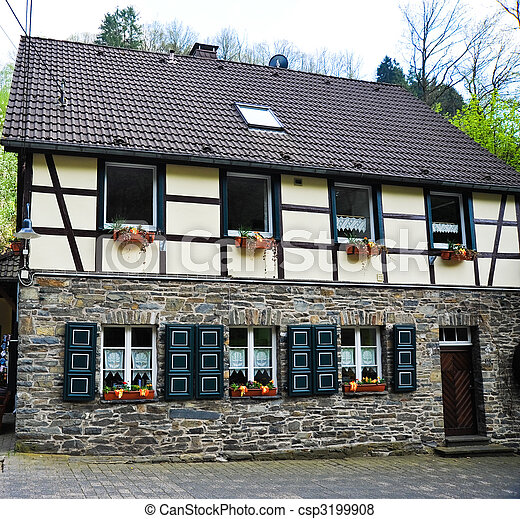 Monschau  - csp3199908