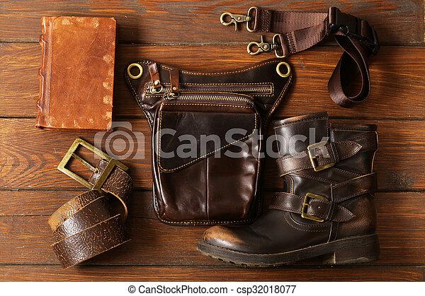 Fashionable men set