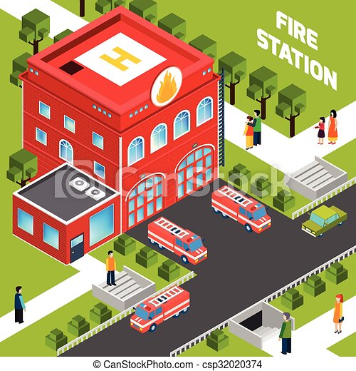 Vector Clip Art of Fire department emblems - Fire department ...