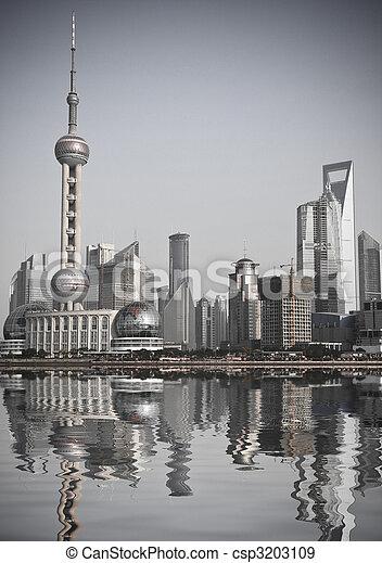 shanghai china - csp3203109