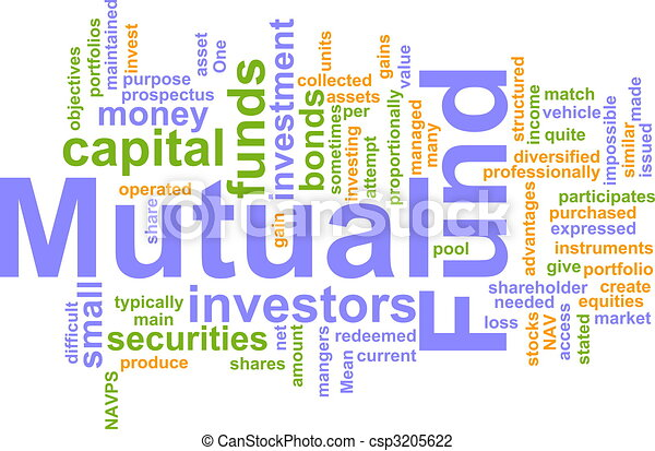 Mutual fund word cloud - csp3205622