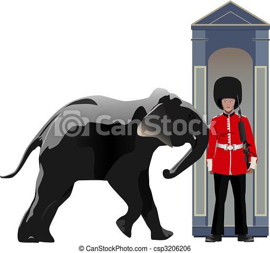Buckingham guard - csp3206206