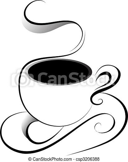 Coffee - csp3206388