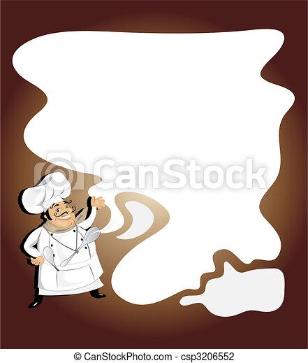 Chef - csp3206552