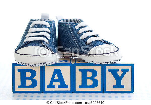 Baby building blocks - csp3206610