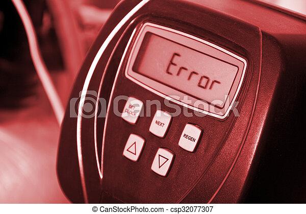 Error - csp32077307