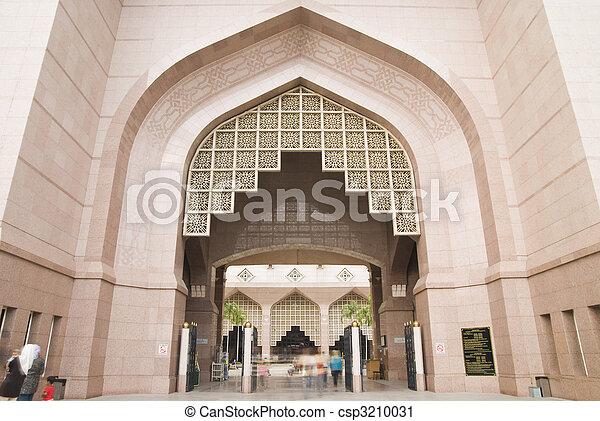 putrajaya landmark in malaysia - csp3210031