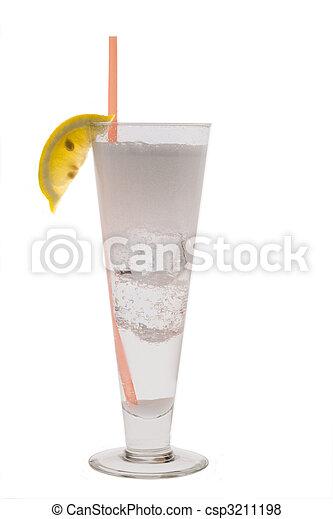 Vodka Seven Cocktail - csp3211198